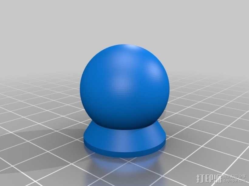 个性化象棋套件 3D模型  图8