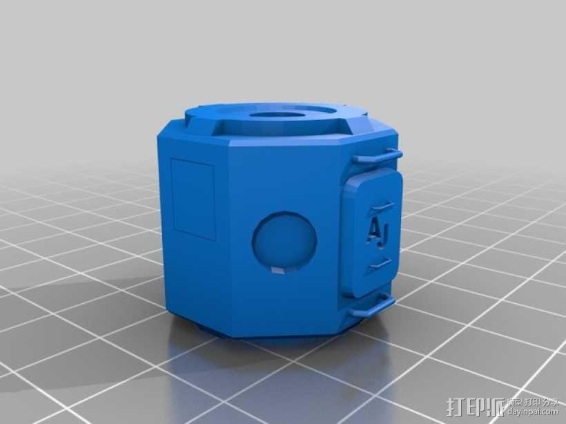 KSP磁力积木v1.04 3D模型  图6