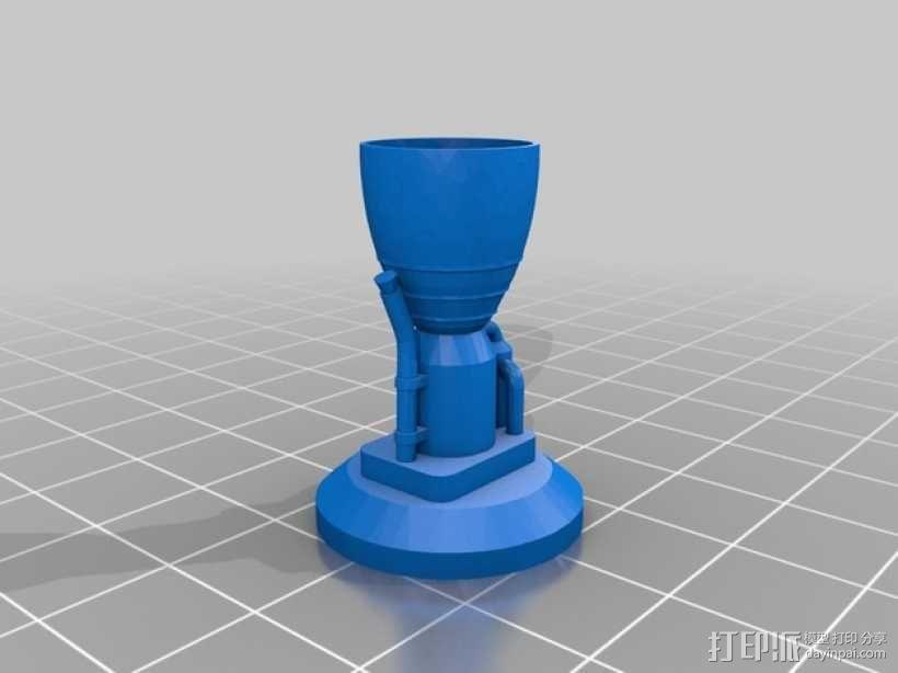 KSP磁力积木v1.04 3D模型  图9