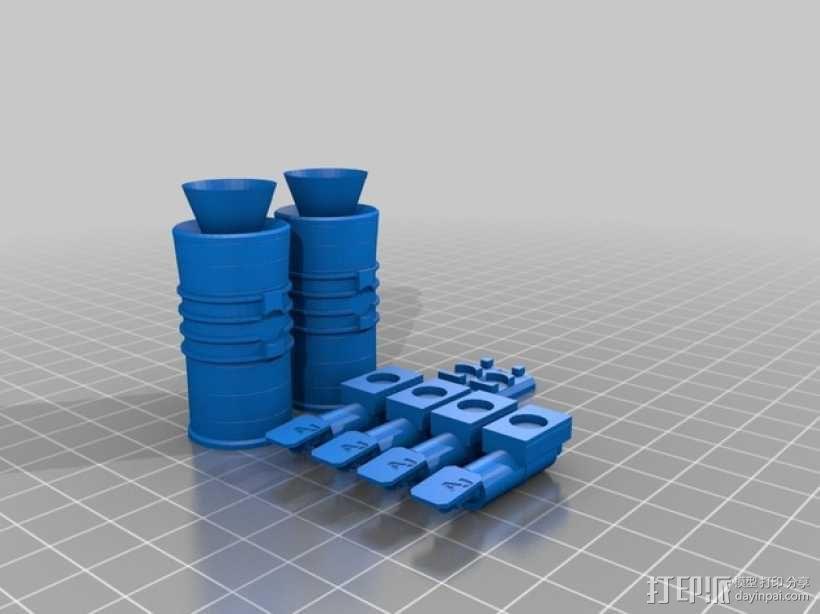 KSP磁力积木v1.04 3D模型  图13