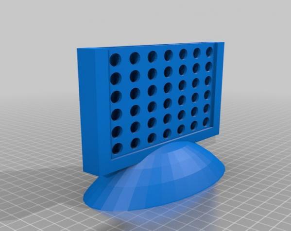 游戏Foursies 3D模型  图2