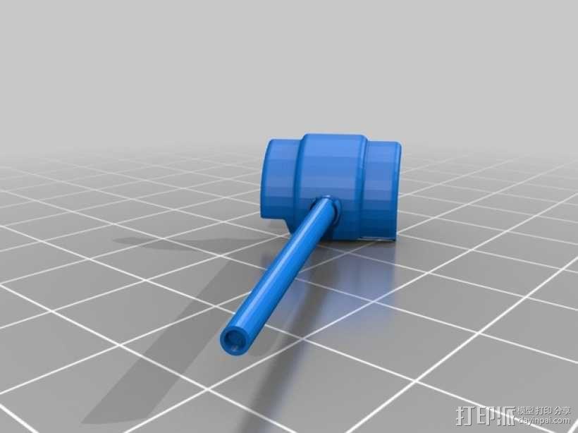 谢尔曼坦克 3D模型  图8