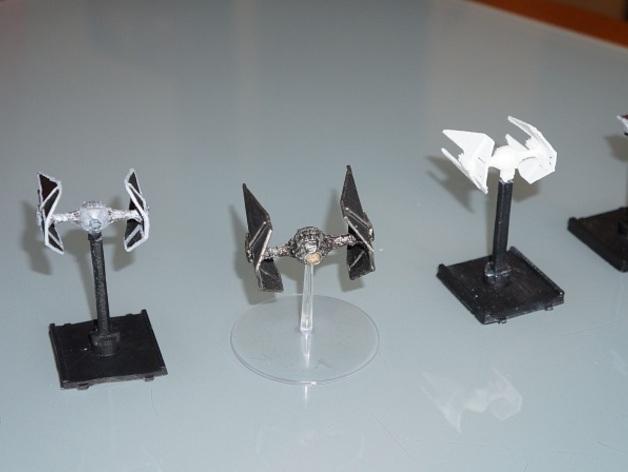 迷你游戏拦截机 3D模型  图6