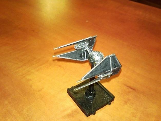 迷你游戏拦截机 3D模型  图7