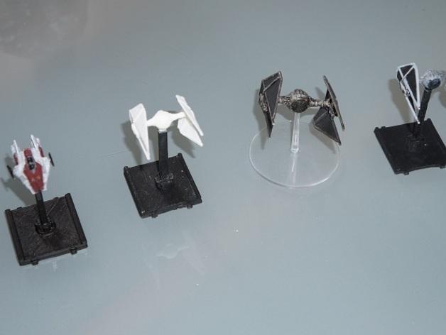 迷你游戏拦截机 3D模型  图5
