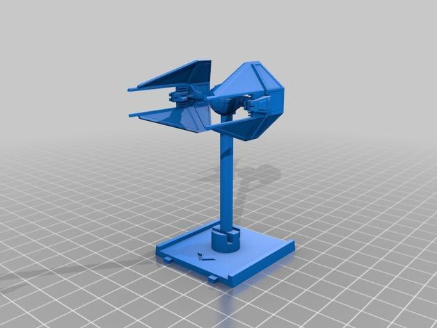 迷你游戏拦截机 3D模型  图8