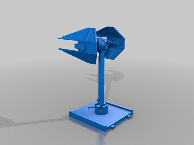迷你游戏拦截机 3D模型  图9