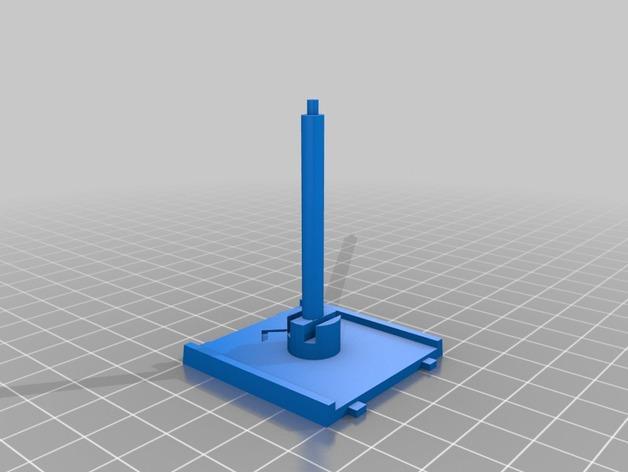 迷你游戏拦截机 3D模型  图10