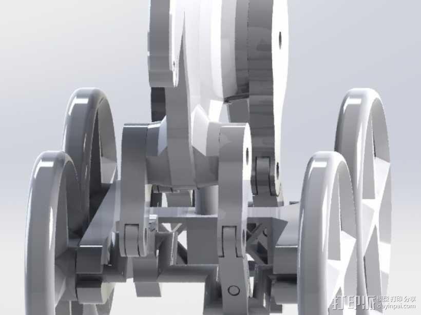 玩具马模型 3D模型  图5