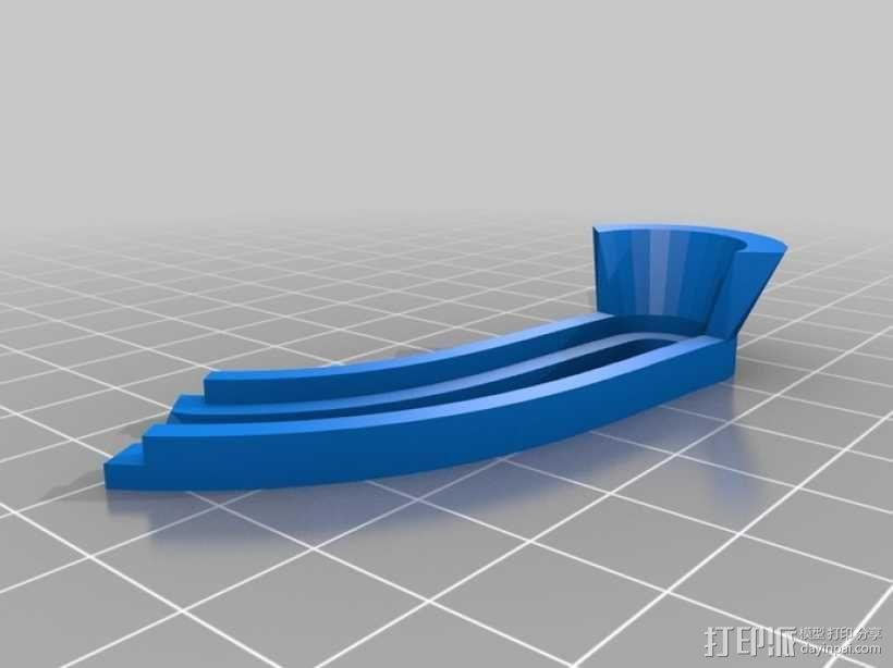 联动装置#1 3D模型  图5