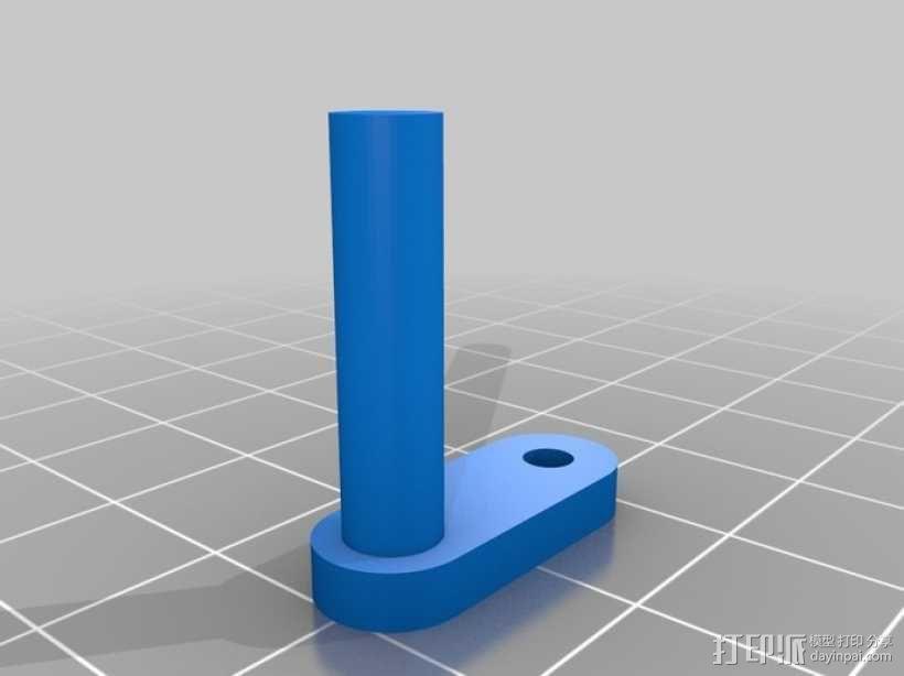 联动装置#1 3D模型  图8