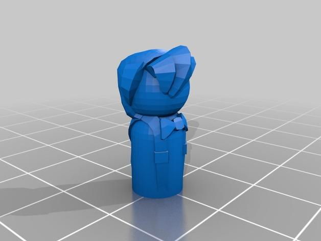 《Doctor Who》士兵模型 3D模型  图3