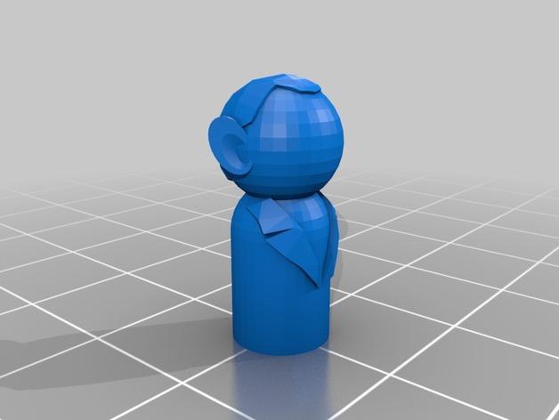 《Doctor Who》士兵模型 3D模型  图5
