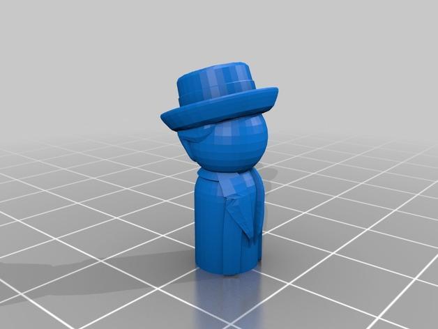 《Doctor Who》士兵模型 3D模型  图8