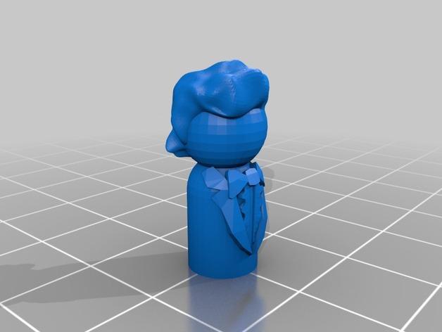 《Doctor Who》士兵模型 3D模型  图11