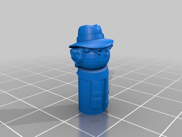 《Doctor Who》士兵模型 3D模型  图10