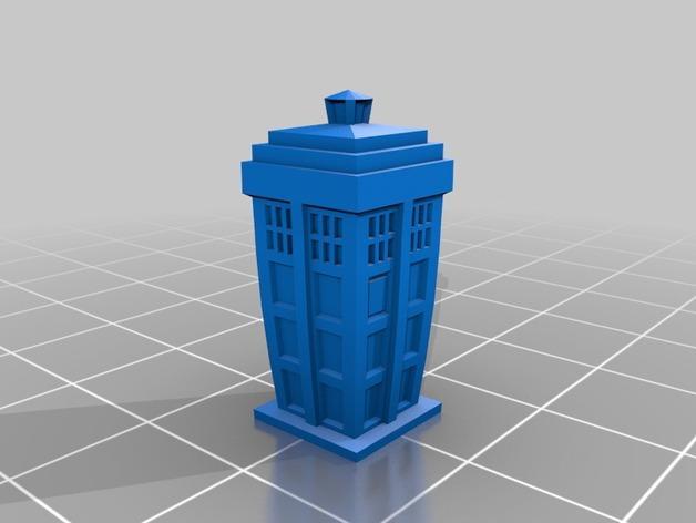 《Doctor Who》士兵模型 3D模型  图14
