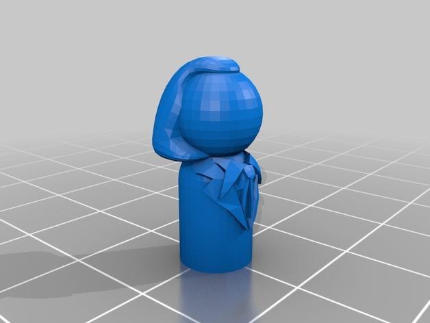 《Doctor Who》士兵模型 3D模型  图13