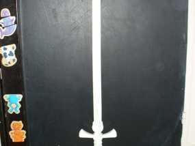 魔兽世界:omen剑 3D模型