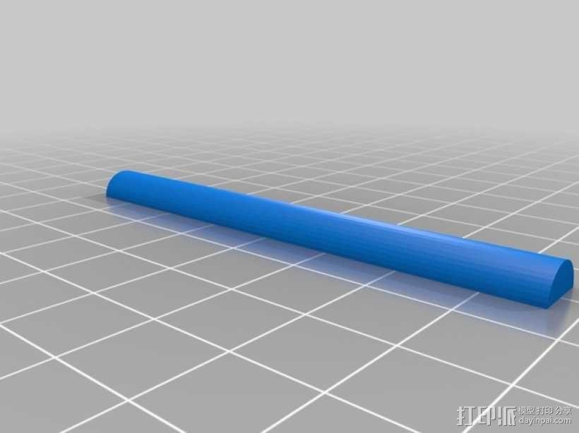 玩具测井工程车 3D模型  图6