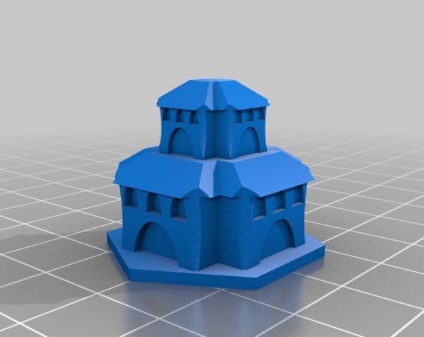Pocket-Tactics:精灵的光辉 3D模型  图5