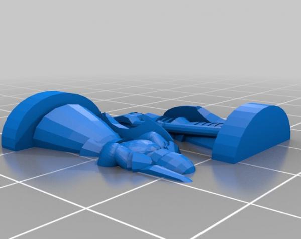 Pocket-Tactics:精灵的光辉 3D模型  图6