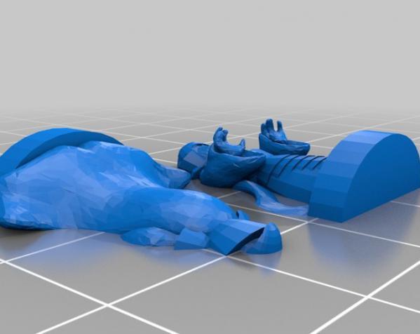 Pocket-Tactics:精灵的光辉 3D模型  图10