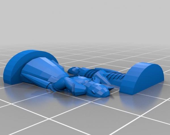 Pocket-Tactics:精灵的光辉 3D模型  图9