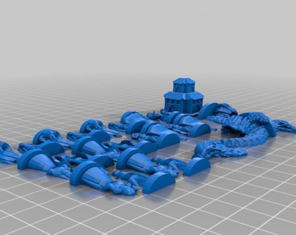 Pocket-Tactics:精灵的光辉 3D模型  图12