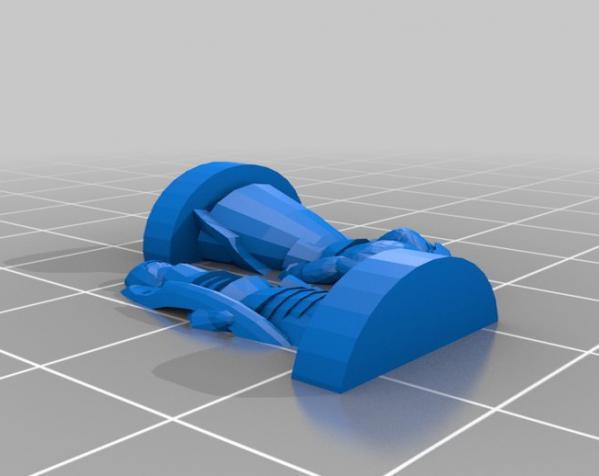 Pocket-Tactics:精灵的光辉 3D模型  图19