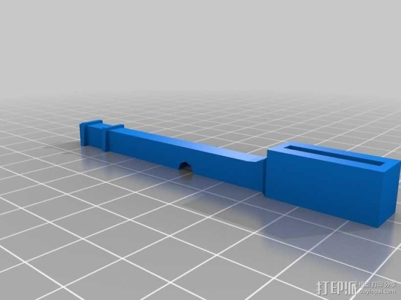 Seej弹射器模型 3D模型  图1