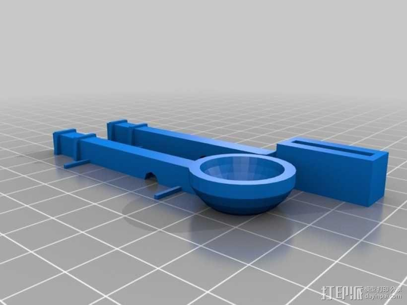 Seej弹射器模型 3D模型  图3