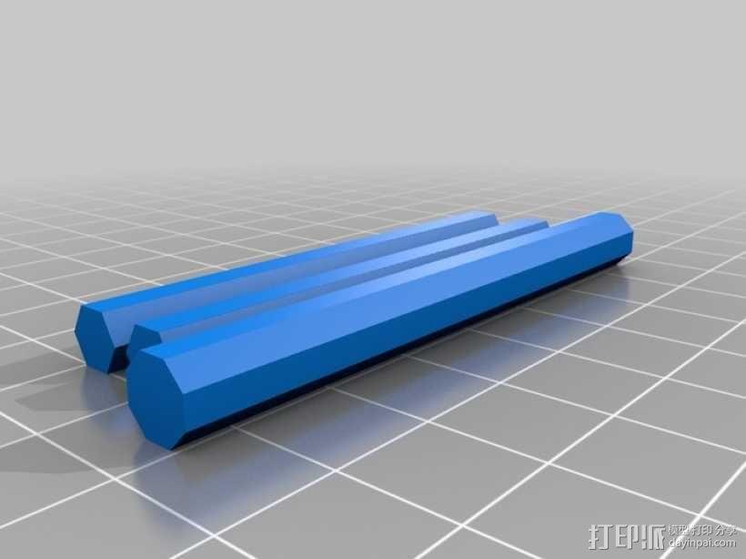 Seej弹射器模型 3D模型  图4
