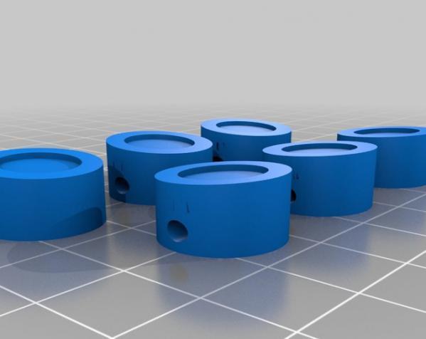 窄角V字形引擎 3D模型  图10