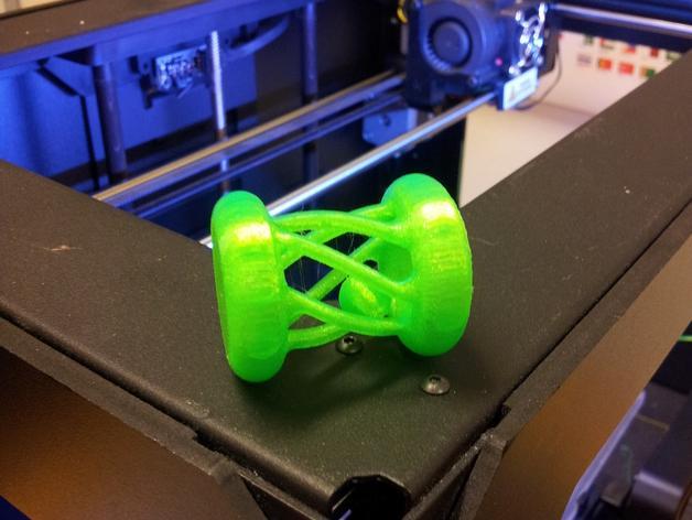 宝贝摇铃 3D模型  图1