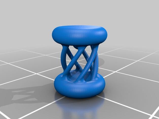 宝贝摇铃 3D模型  图2