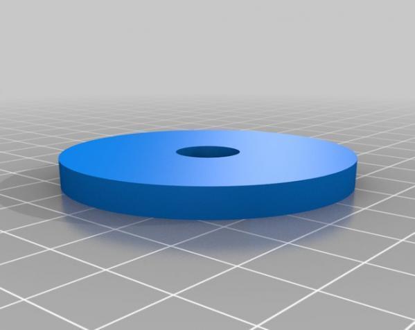 汉诺塔模型 3D模型  图2
