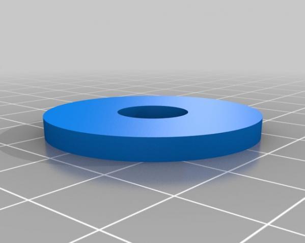 汉诺塔模型 3D模型  图3