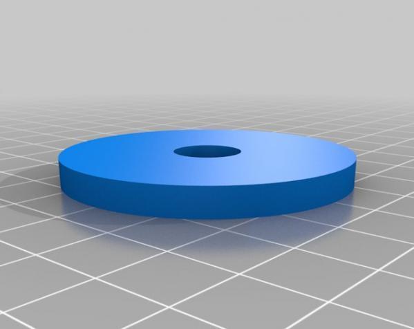 汉诺塔模型 3D模型  图4