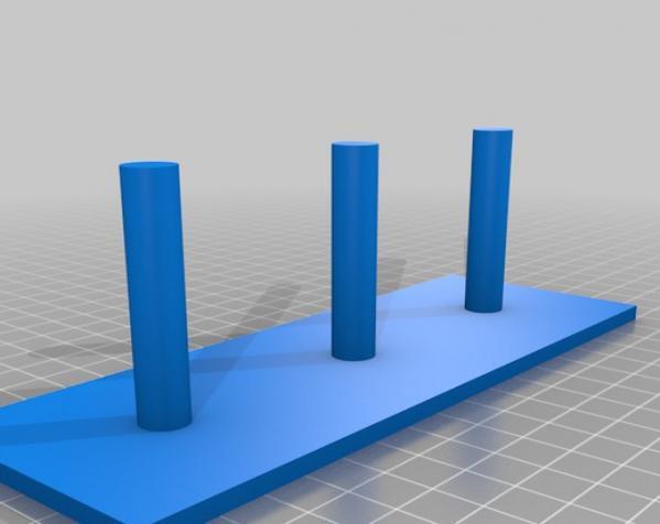 汉诺塔模型 3D模型  图13