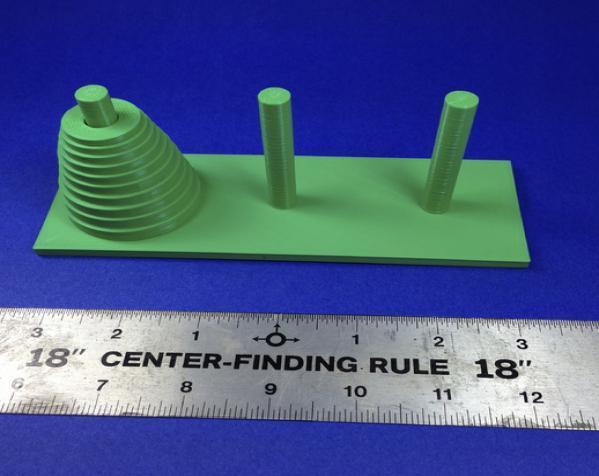 汉诺塔模型 3D模型  图17