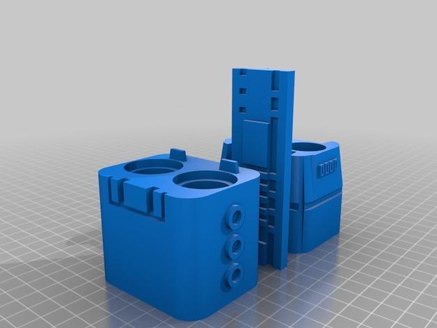 战锤40K:等离子体 3D模型  图3