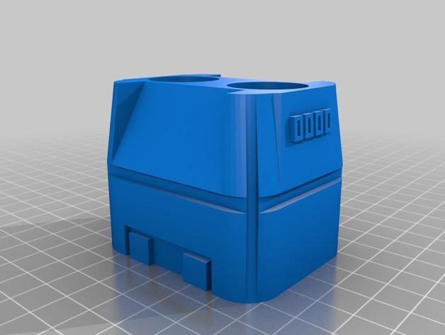 战锤40K:等离子体 3D模型  图4