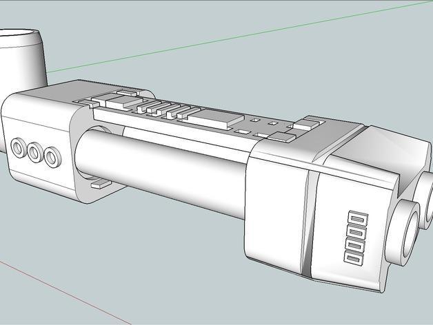 战锤40K:等离子体 3D模型  图7