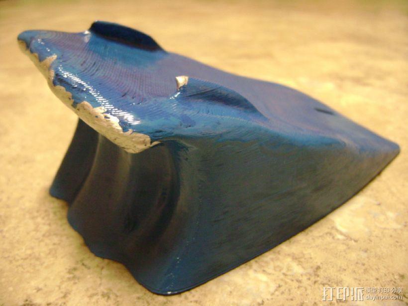蝙蝠侠冲浪板支架 3D模型  图7