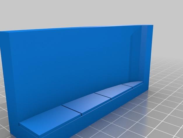 OpenForge椭圆形墙壁 3D模型  图11