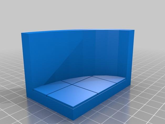 OpenForge椭圆形墙壁 3D模型  图17