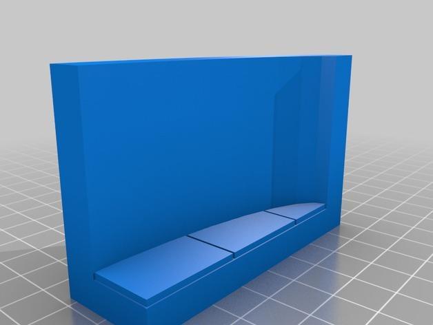 OpenForge椭圆形墙壁 3D模型  图19