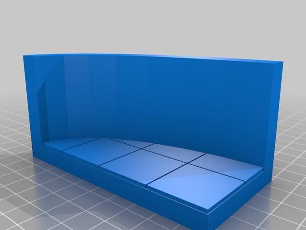 OpenForge椭圆形墙壁 3D模型  图21