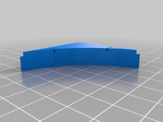 OpenForge椭圆形墙壁 3D模型  图26